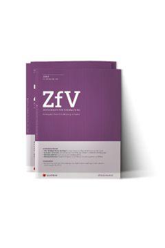 ZfV Zeitschrift