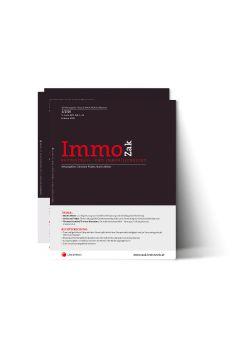 ImmoZak - Zeitschrift