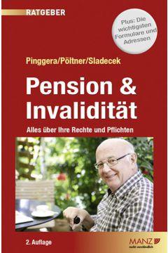 Pension & Invalidität Ratgeber
