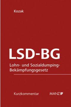 LSD-BG Lohn- und Sozialdumping-Bekämpfungsgesetz