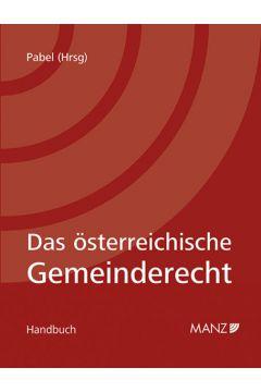 Das österreichische Gemeinderecht