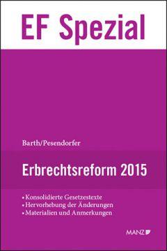 Erbrechtsreform 2015