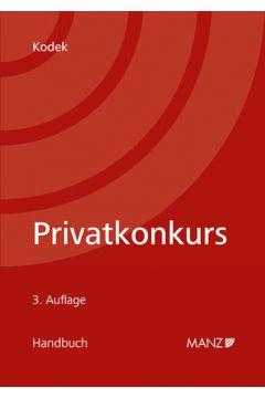 Handbuch Privatkonkurs
