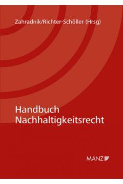 Handbuch Nachhaltigkeitsrecht