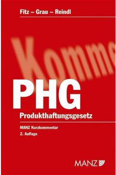 Produkthaftungsgesetz PHG