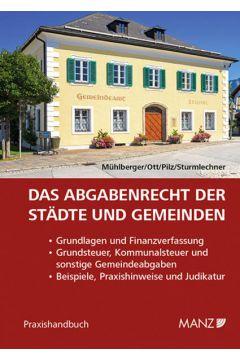 Das Abgabenrecht der Städte und Gemeinden