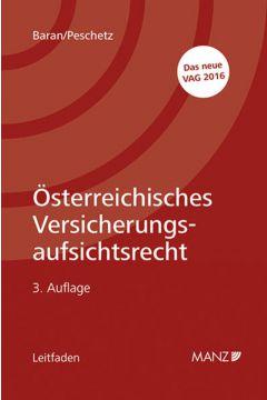 Österreichisches Versicherungsaufsichtsrecht
