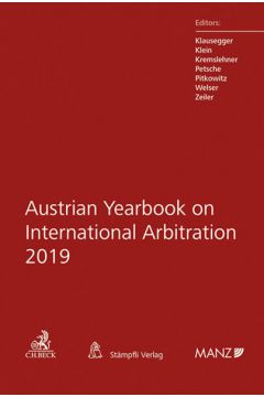 Austrian Yearbook on International Arbitration 2019