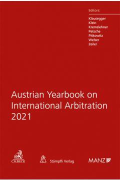 Austrian Yearbook on International Arbitration 2021