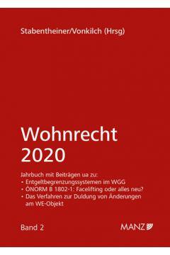 Wohnrecht 2020