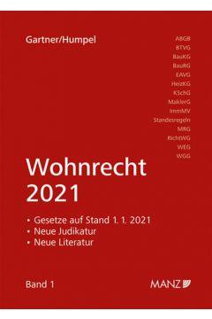 Wohnrecht 2021