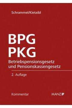 Betriebspensions- und Pensionskassengesetz