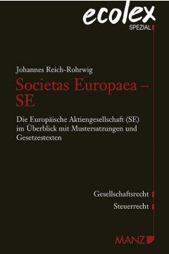 Societas Europaea - SE