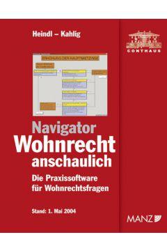 Navigator Wohnrecht anschaulich mit Immobilien-Steuerrecht