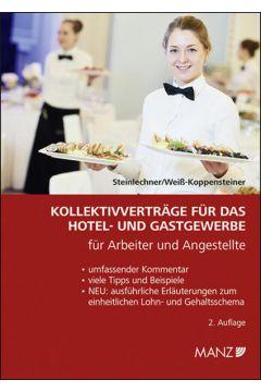 Kollektivverträge für das Hotel- und Gastgewerbe