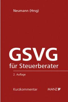 GSVG für Steuerberater