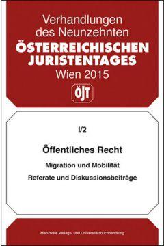 Öffentliches Recht Migration und Mobilität