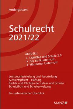 Schulrecht 2021/22