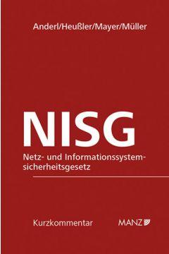 Netz- und Informationssystemsicherheitsgesetz NISG