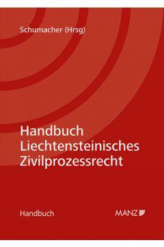 Handbuch Liechtensteinisches Zivilprozessrecht
