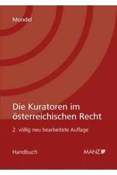 Die Kuratoren im österreichischen Recht