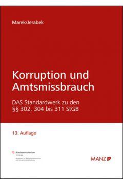 Korruption und Amtsmissbrauch