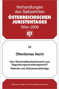 Öffentliches Recht Vom Wirtschaftsaufsichtsrecht zum Regulierungsverwaltungsrecht?