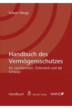 Handbuch des Vermögensschutzes