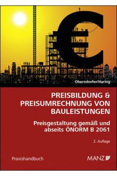 Preisbildung & Preisumrechnung von Bauleistungen