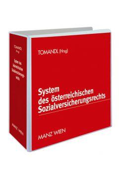System des österreichischen Sozialversicherungsrechts