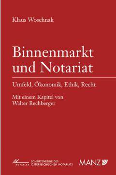 Binnenmarkt und Notariat