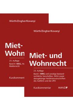 PAKET: Miet- und Wohnrecht 23. Auflage