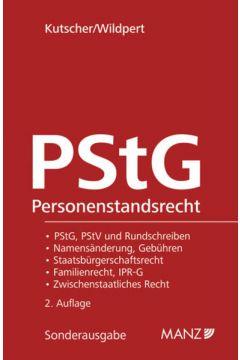 Das österreichische Personenstandsrecht