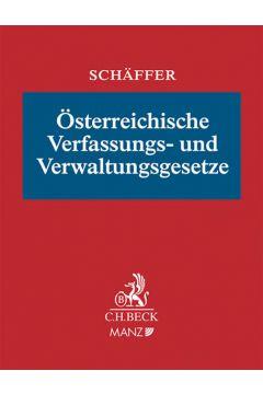 Österreichische Verfassungs- und Verwaltungsgesetze