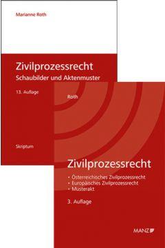 PAKET: Zivilprozessrecht 3.Auflage+ Zivilprozessrecht Schaubilder und Aktenmuster 13.Auflage