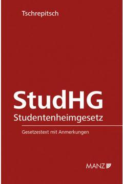 Studentenheimgesetz StudHG