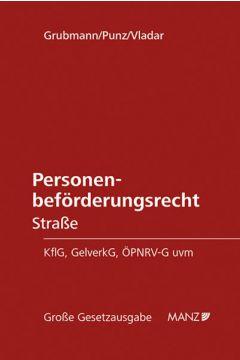 Personenbeförderungsrecht + Ergänzungsheft 2015