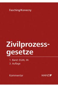 Kommentar zu den Zivilprozessgesetzen EGJN,JN