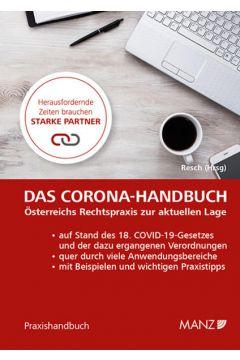 Das Corona-Handbuch Österreichs Rechtspraxis zur aktuellen Lage