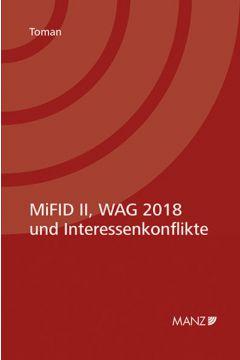 MiFID II & WAG 2018 und Interessenkonflikte