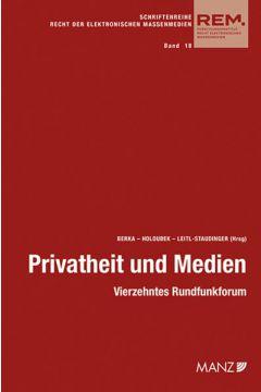 Privatheit und Medien