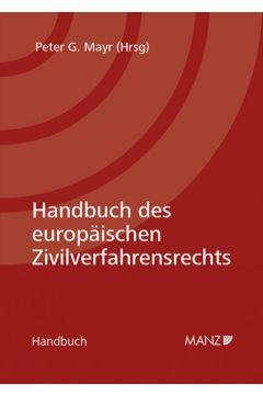 Handbuch des europäischen Zivilverfahrensrechts