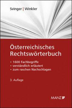 Österreichisches Rechtswörterbuch
