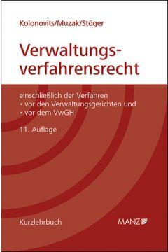 Grundriss des österreichischen Verwaltungsverfahrensrechts