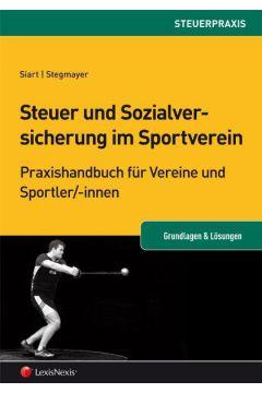 Steuer und Sozialversicherung im gemeinnützigen Sportverein