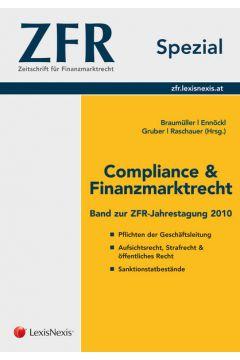 ZFR Spezial - Compliance & Finanzmarktrecht 2010