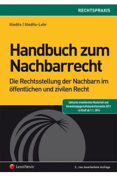 Handbuch zum Nachbarrecht