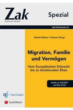 Zak Spezial - Migration, Familie und Vermögen