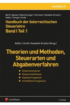 Handbuch der österreichischen Steuerlehre, Band I Teil 1