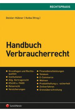Handbuch Verbraucherrecht